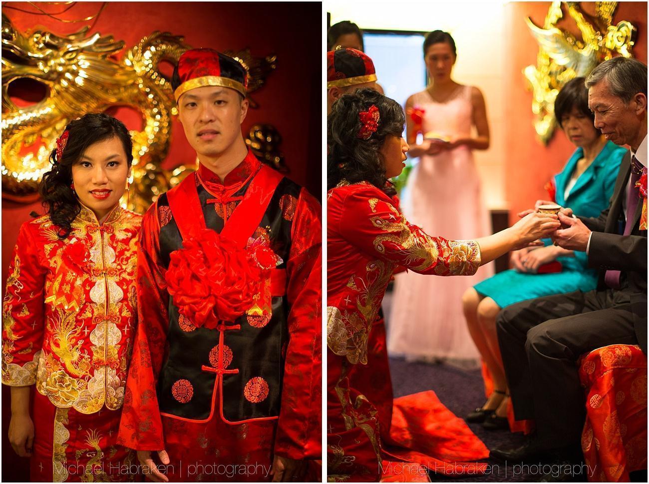 chinese bruiloft Rotterdam